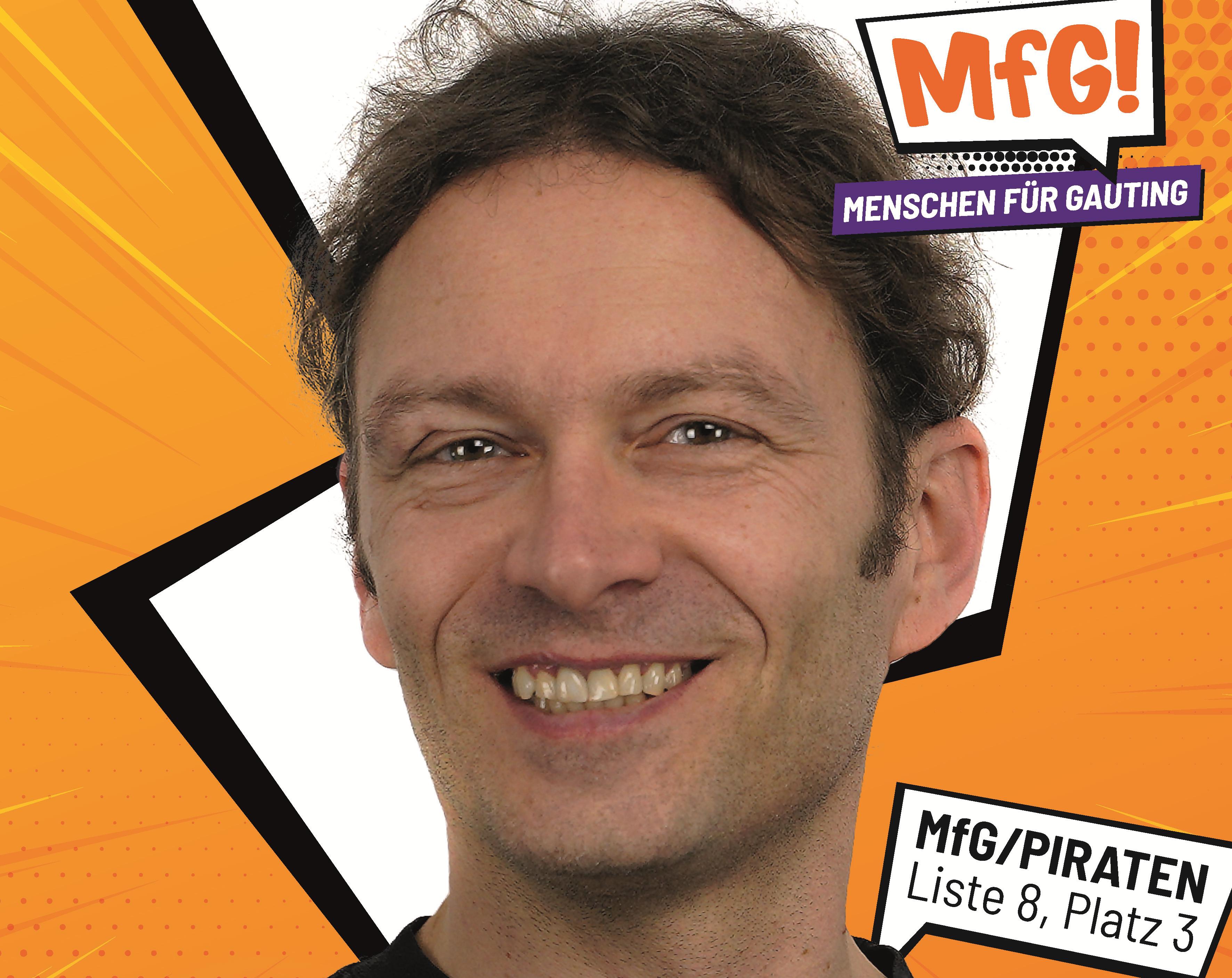 Erfolg für Piraten-Gemeinderat McFadden: Gauting will sich für Gewinnausschüttung der Kreissparkasse einsetzen